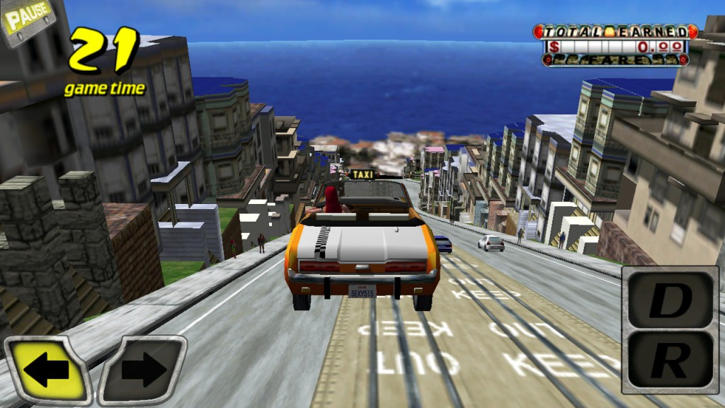 Crazy-Taxi-Android