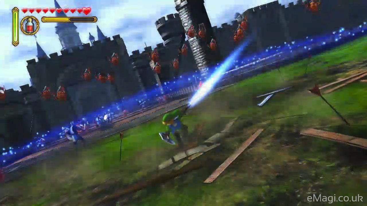 Legend of Zelda meets Dynasty Warriors for Hyrule Warriors on Wii U